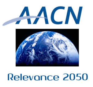 Relevance 2050 logo