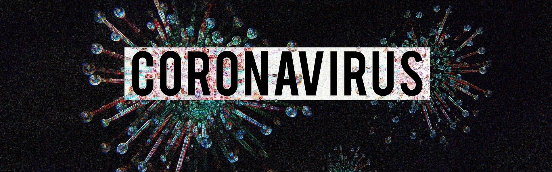 Coronavirus slider